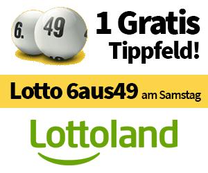 Gratis Tippfeld 6aus49 lottoland